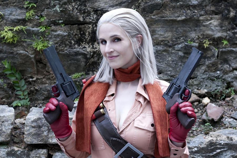 yashuntafun cosplay revolver ocelot